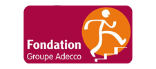 logo fondation adecco - Accueil